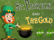St Pats Day & The Gold